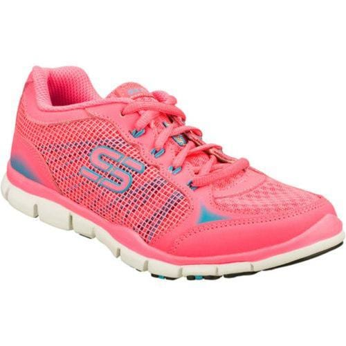 Women's Skechers Gratis Ring Leader Pink