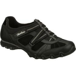 Women's Skechers Bikers Rock Steady Black