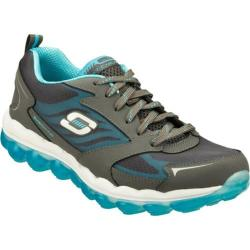 Women's Skechers Skech-Air Gray/Blue