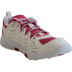 Women's RocSoc 8508 Pink/White