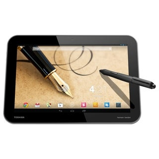 "Toshiba Excite Write AT15PE-A32 32 GB Tablet - 10.1"" - PixelPure - NV"