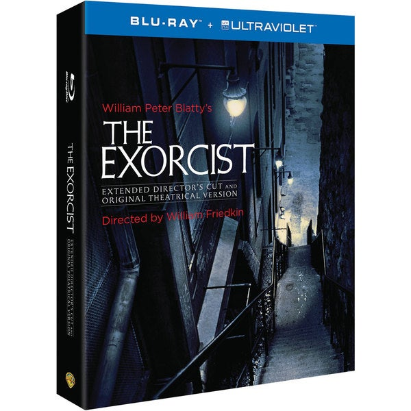 The Exorcist: 40th Anniversary Director's Cut (Blu-ray Disc) 11460864
