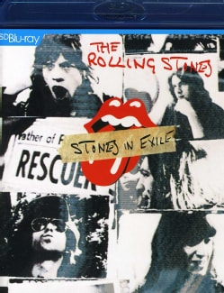 Stones In Exile (Blu-ray Disc)
