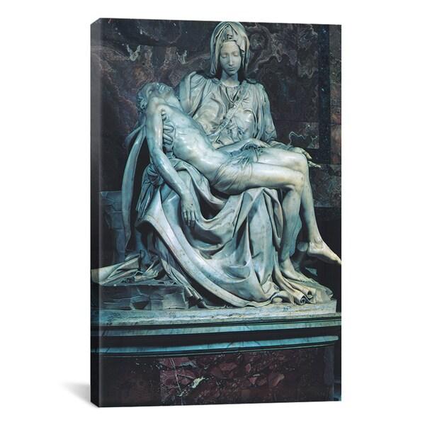 Michelangelo 'Pieta' Canvas Wall Art