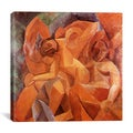 Pablo Picasso 'Three Women' Canvas Wall Art