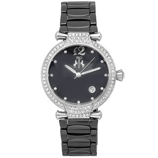 Jivago Women's Black Bijoux Watch