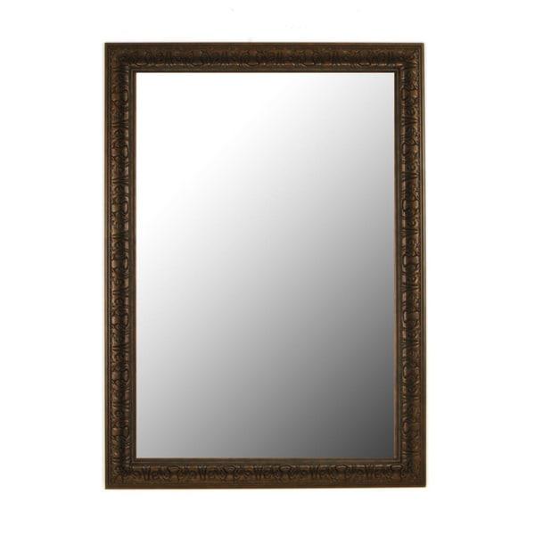 Grecian Copper Bronze Mirror