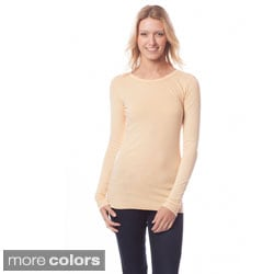 AtoZ Women's Long Sleeve Top