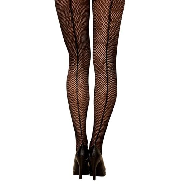 Dream Girl Women's Fishnet Pantyhose