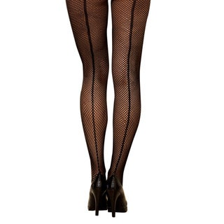 Dream Girl Women's Fishnet Pantyhose