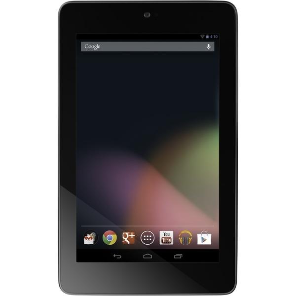 """Asus Nexus 7 NEXUS7 ASUS-2B16 16 GB Tablet - 7"""" - In-plane Switching"""