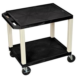 Rolling 26-inch Tuffy AV Cart