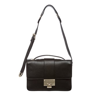 Jimmy Choo 'REBEL/L GRC BLACK' Large Rebel Shoulder Bag