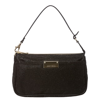 Jimmy Choo 'Rella' Black Fabric Mini Bag