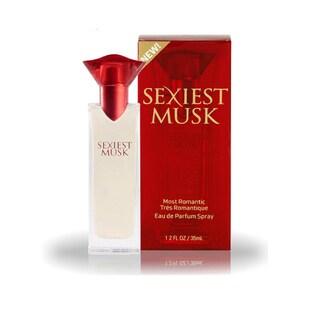 Prince Matchabelli Sexiest Musk Women's 1.2-ounce Eau de Parfum Spray
