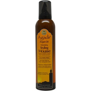 Agadir Argan Oil Styling 8.5-ounce Mousse