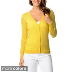 Escade Sport Women's Button-front Cardigan