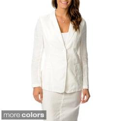 Escada Sport Women's Linen Blazer