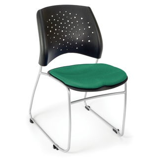 OFM Stars Series Stacking Chairs (Pack of 4)