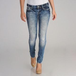 Mavi Women's Low-rise Super Skinny Jeans