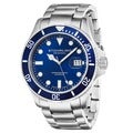 Stuhrling Original Men's Regatta Espora Swiss Quartz Divers Bracelet Watch