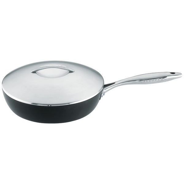 Scanpan Professional 11-inch Covered Saute Pan