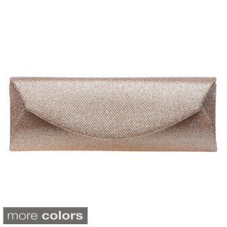 J. Furmani Metallic Simple Elegance Clutch