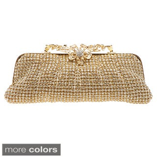 J. Furmani 'Sondra' Crystal Clutch