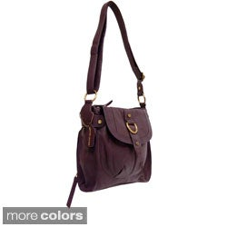 Great American Leather 'Audrey' Small Crossbody Bag