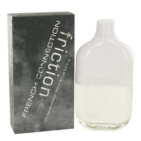 French Connection fcuk Friction Men's 3.4-ounce Eau de Toilette Spray