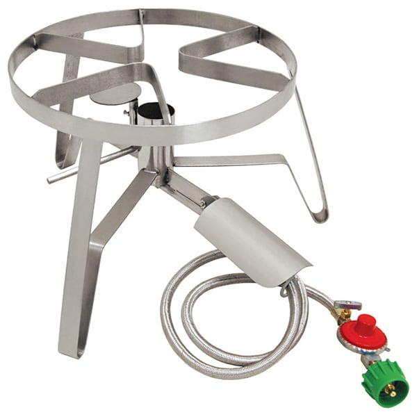 Bayou Classic Stainless Steel Single Jet Cooker