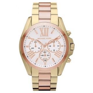 Michael Kors Women's 'Bradshaw' Chronograph Watch