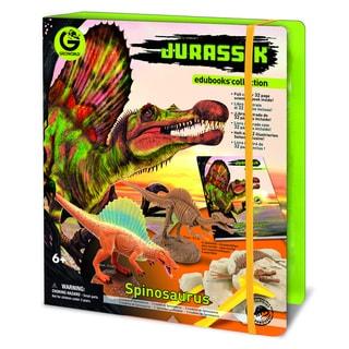 Jurassic Edubooks Spinosaurus