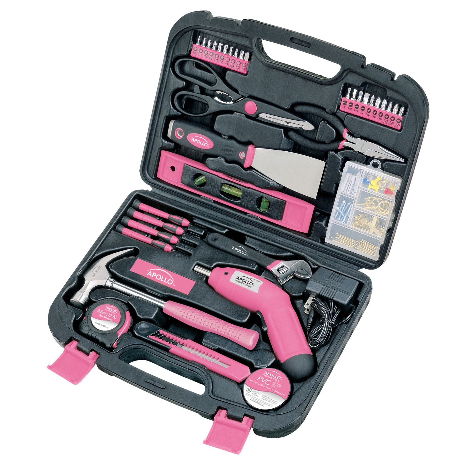 Apollo 135-piece Pink Household Kit at Sears.com