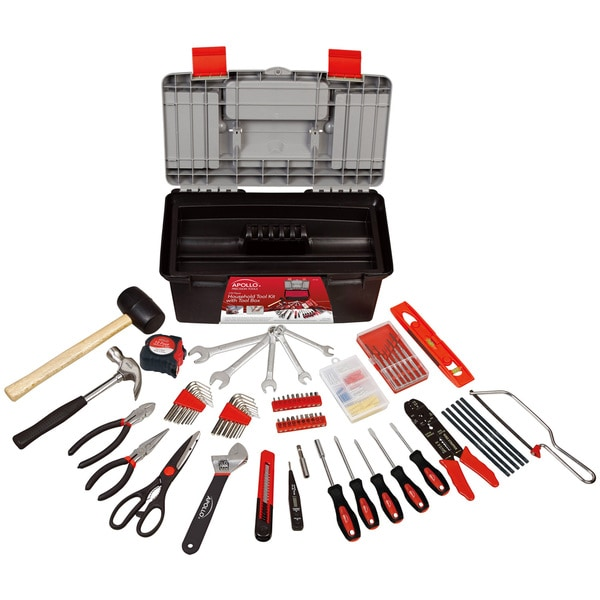 Apollo 170 Piece Tool Kit with Tool Box