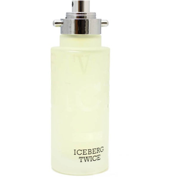 Iceberg Twice Men's 4.2-ounce Eau de Toilette Spray (Tester)