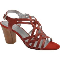 Women's Bandolino Kitchie Red Synthetic