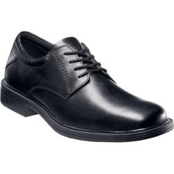 Men's Nunn Bush Jensen Black Smooth Leather