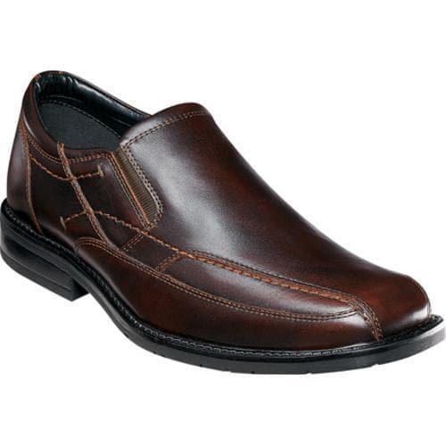 Men's Nunn Bush Kieran Mocha Smooth Leather