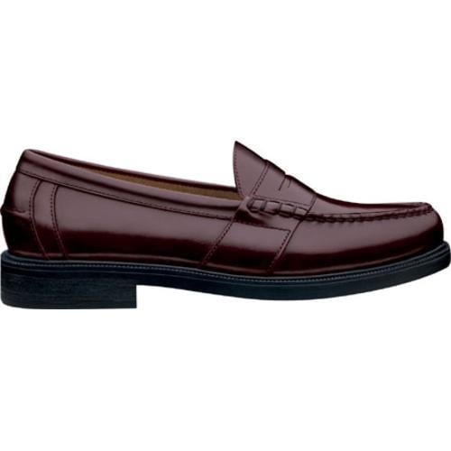 Men's Nunn Bush Lincoln Burgundy Polished Leather