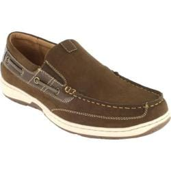 Men's Nunn Bush Outboard Brown Nubuck