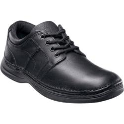 Men's Nunn Bush Vince Black Tumbled Leather