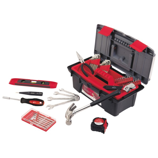 Apollo 53 Piece Tool Kit with Box
