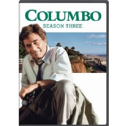 Columbo: The Complete Season Three (DVD)