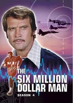 The Six Million Dollar Man: Season 4 (DVD)