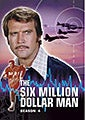 The Six Million Dollar Man: Season 4 (DVD)