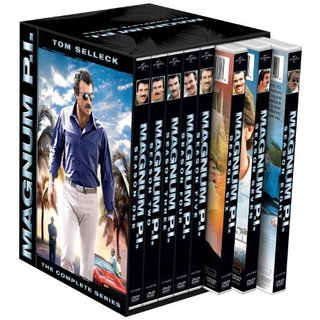 Magnum P.I.: The Complete Series (DVD)