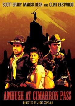 Ambush at Cimarron Pass (DVD)