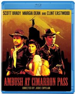 Ambush at Cimarron Pass (Blu-ray Disc)