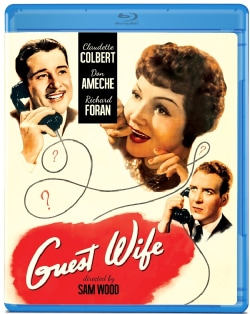 Guest Wife (Blu-ray Disc)